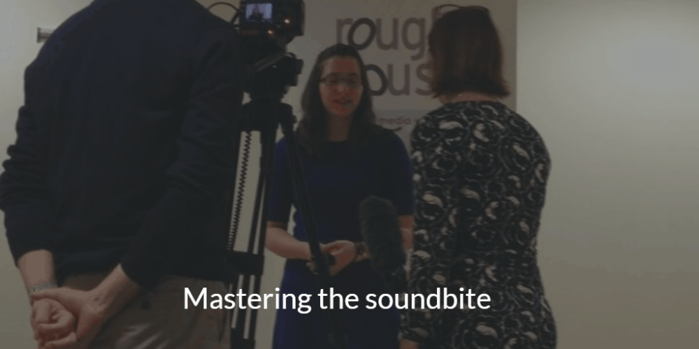 Mastering the soundbite interview