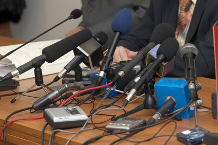 How to control a press conference