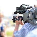 TV soundbite interview