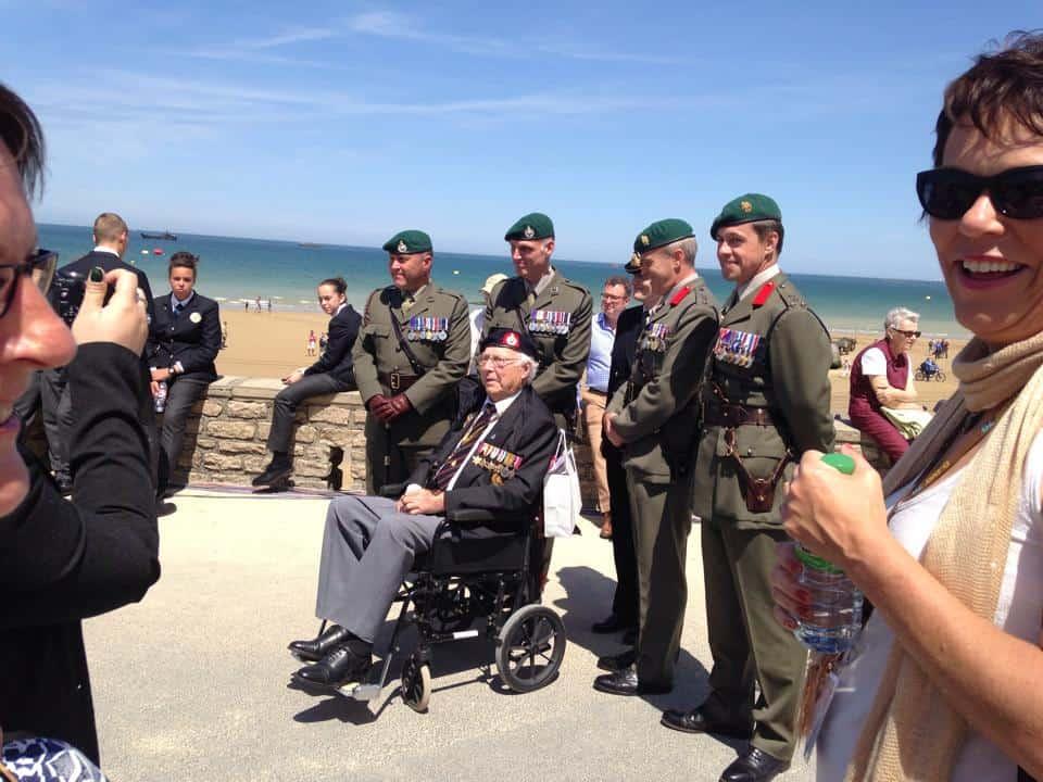 Veteran & marines