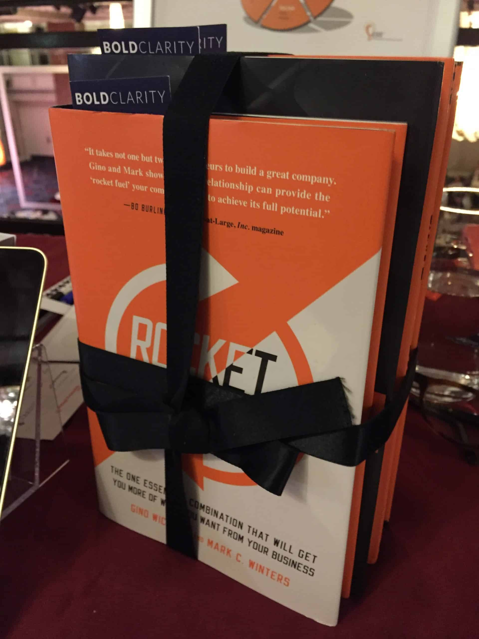Lessons from a trade exhibition - free gift