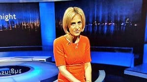 Answer the question, says Maitlis