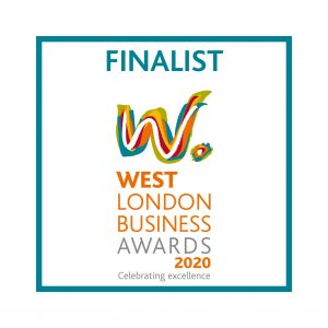 West London Business Awards Finalist 2020