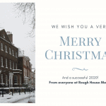Happy Christmas from Rough House 2019