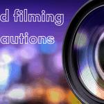 Covid Filming precautions