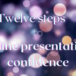 online presentation confidence