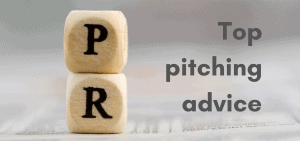Top pitching advice