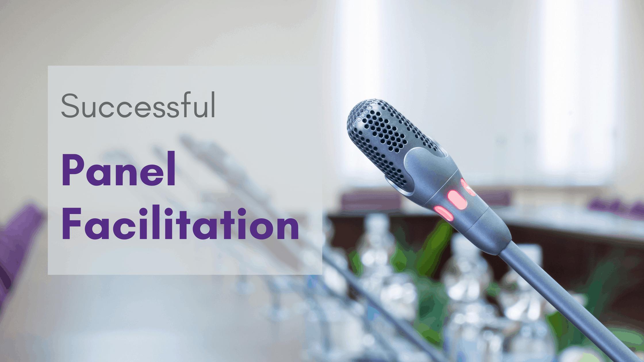 panel facilitation training